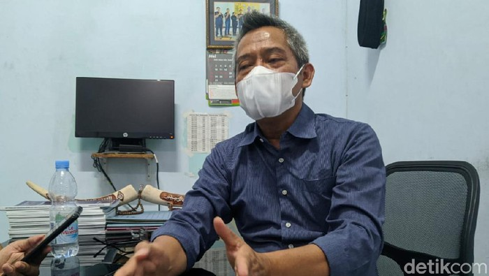 Kepala BKPSDM Ponorogo Winarko Arief