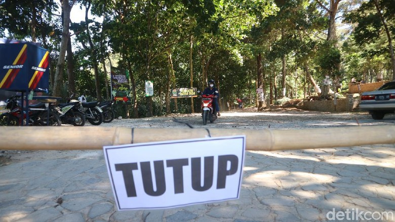 Objek wisata Pijar Desa Kajar Kecamatan Dawe