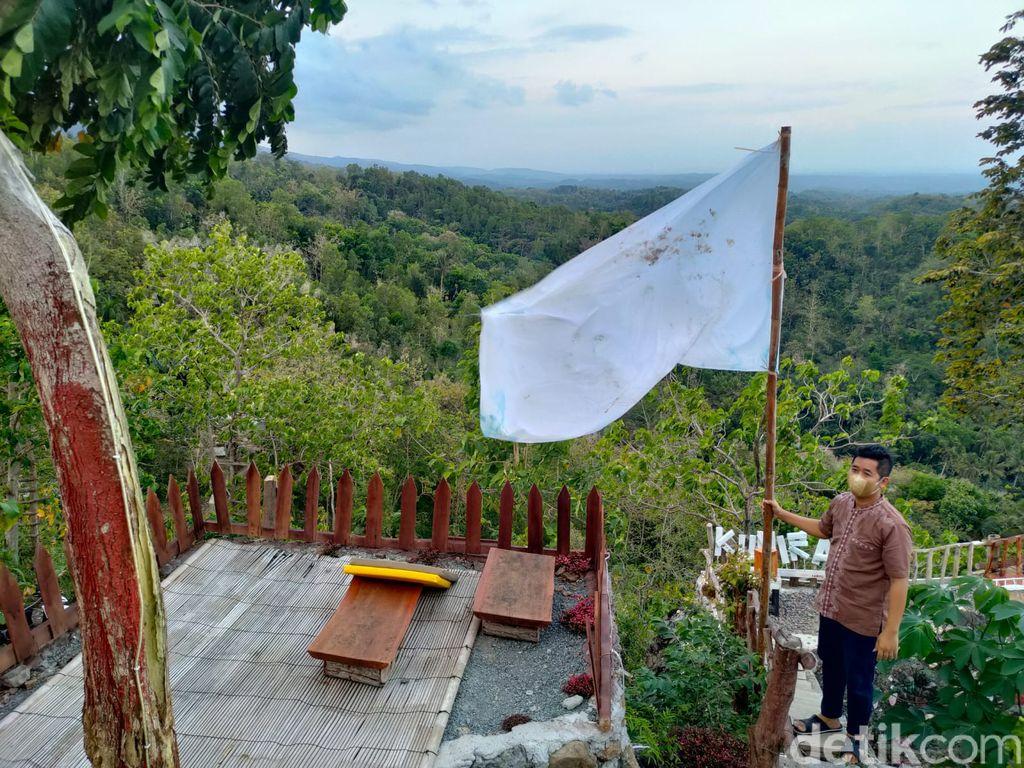 Obyek Wisata Gunung Kuniran dijual