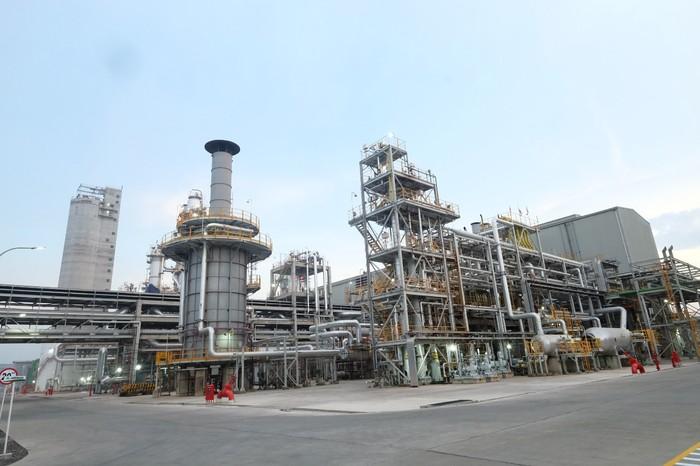 Pabrik Amoniak-Urea II Petrokimia Gresik