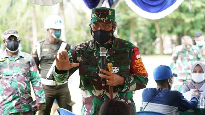 Pangdam XVIII/Kasuari Mayjen TNI I Nyoman Cantiasa
