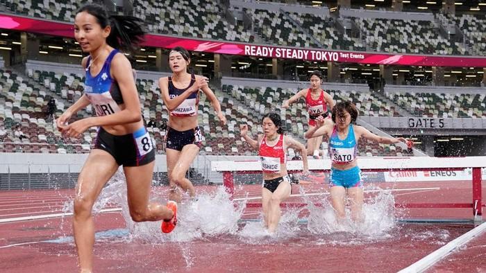 cewek tangguh olimpiatde tokyo
