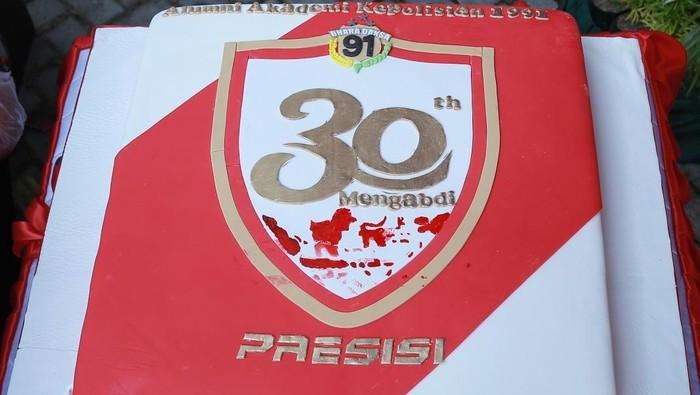 Peringatan 30 tahun pengabdian alumni Akpol 91 di NTB