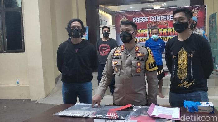 Polisi mengungkap motif pembunuhan pria di gubuk sawah Pandeglang
