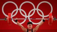 Olimpiade Tokyo 2020: Rahmat Erwin Abdullah Dinanti Sederet Bonus