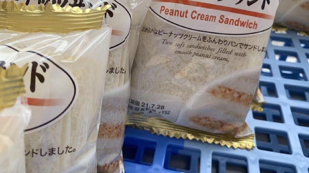 Wartawan Asing Olimpiade Tokyo Kaget Disuguhi Sandwich Manis Jepang