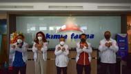 Satgas COVID DPR Sambangi Kimia Farma, Cek Produksi Obat Corona Murah