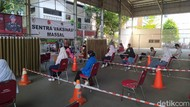 Paspampres Buka Gerai Vaksinasi COVID di Mako Gambir, Cukup Bawa KTP