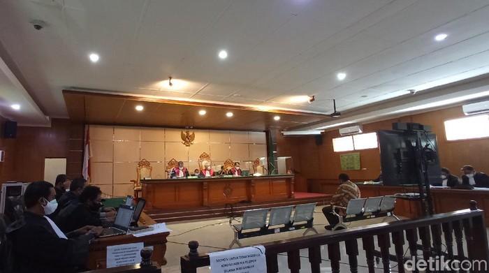 Sidang kasus RTH Bandung