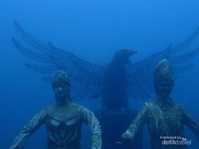 Taman Laut Penari, Destinasi Selam Masa Depan Tanjung Benoa Bali