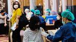Vaksinasi Gotong Royong Terus Dikebut