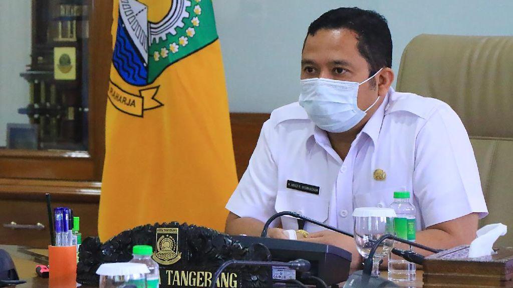 Warga Dipungut Uang Kresek, Walkot Tangerang Minta Tindak Pungli Bansos