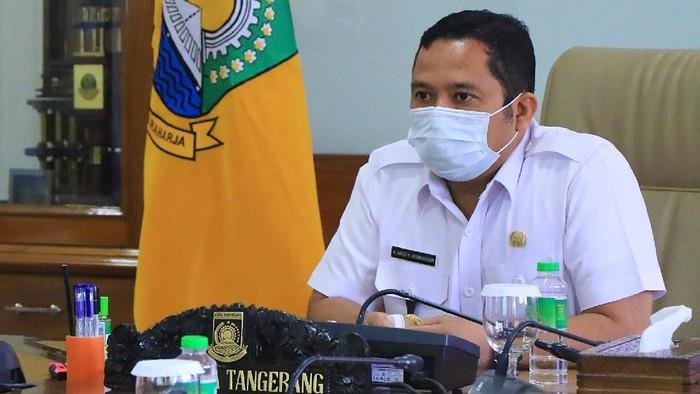 Wali Kota Tangerang Arief R Wismansyah (Foto: dok Pemkot Tangerang)