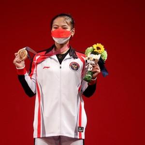 Makna Mendalam di Balik Bunga Para Juara Olimpiade Tokyo 2020