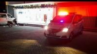 Detik-detik Sedan Halangi Ambulans Jemput Pasien Kritis di Tangsel