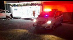 Polisi Kantongi Identitas Pemilik Sedan Halangi Ambulans di Tangsel