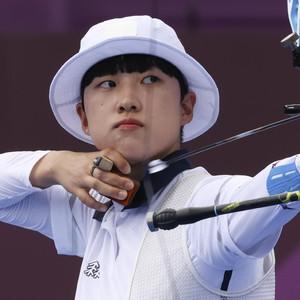 Atlet Korea Raih Medali Emas Olimpiade Dikritik karena Rambut Super Pendek