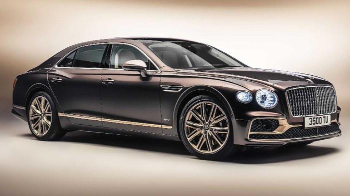 Bentley Flying Spur Hybrid Odyseean Edition