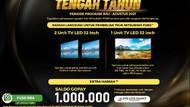 Gebyar Tengah Tahun! Beli FUSO Bisa Dapat Hadiah TV LED 32 Inch