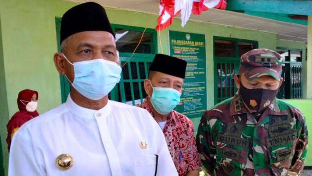 Pilih Pakai Mobil Pribadi, Bupati di Aceh Batal Beli Mobil Dinas Rp 1,7 M