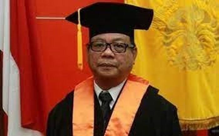 Guru Besar Fakultas Ilmu Sosial dan Ilmu Politik Universitas Indonesia (FISIP UI) Profesor Sudarsono. (Dok Prof Sudarsono)