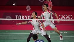 Olimpiade Tokyo: The Daddies Buru-buru, Berakhir Kelabu
