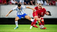 Hertha Berlin Vs Liverpool: The Reds Tumbang 3-4