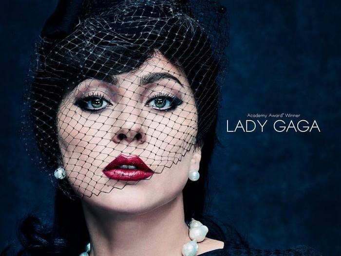 Lady Gaga di film House of Gucci memerankan Patrizia Reggiani.