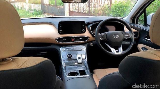 Hyundai Santa Fe 2021 Signature