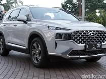 Tes Harian Hyundai Santa Fe 2021: Desain Juara, Mesin Irit, dan Anti Ribet