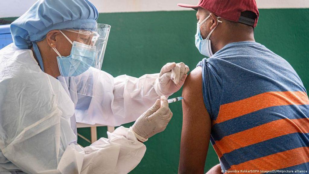 Inggris Sumbang 100 Juta Dosis Vaksin AstraZeneca ke Dunia, Termasuk RI