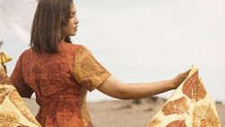 Lewat Inovasi Fesyen Eco Friendly, UMKM Ini Ekspor 1.000 Kain ke India
