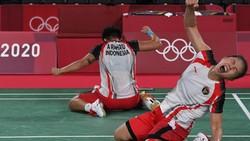 Manfaat Bulutangkis, Olahraga yang Bawa Greysia/Apriani Raih Emas di Olimpiade!