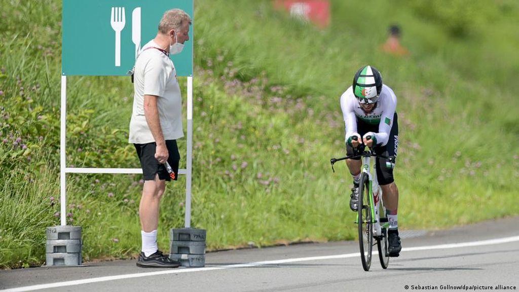 Jerman Pecat Pimpinan Tim Balap Sepeda karena Komentar Rasis di Olimpiade Tokyo