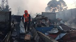 Restoran Ternama di Sukabumi Ludes Terbakar, Kerugian Capai Rp 3 M