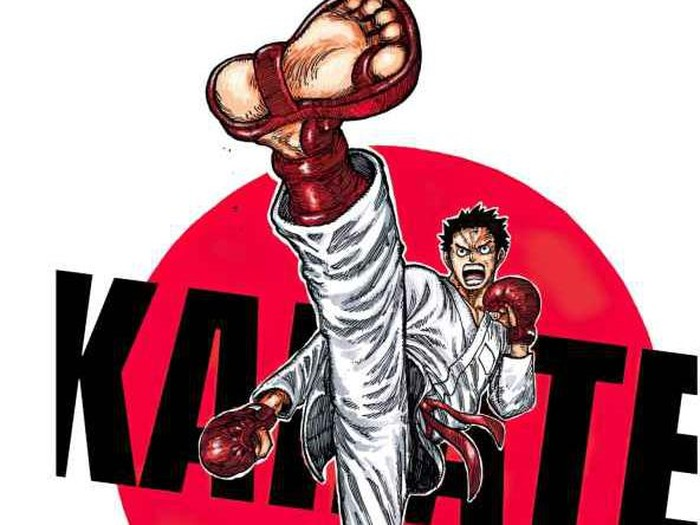 Komikus One Piece Buat Ilustrasi untuk Olimpiade Tokyo 2020