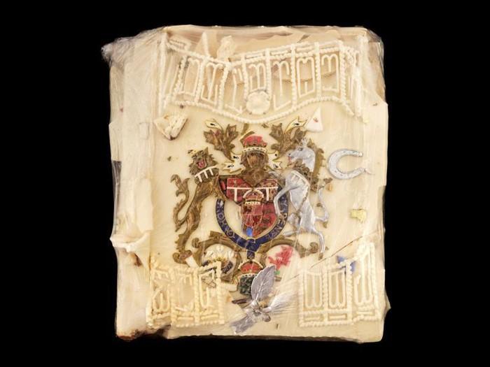 Lelang sepotong kue pernikahan Putri Diana dan Pangeran Charles