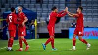 Kabar Gembira untuk Fans Liverpool, Van Dijk-Gomez Merumput Lagi!