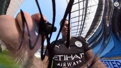 Video: Manchester City Pamer Jersey Tandang Anyar