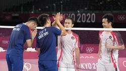 Sejak 2008, Ganda Putra RI Belum Raih Emas Olimpiade Lagi