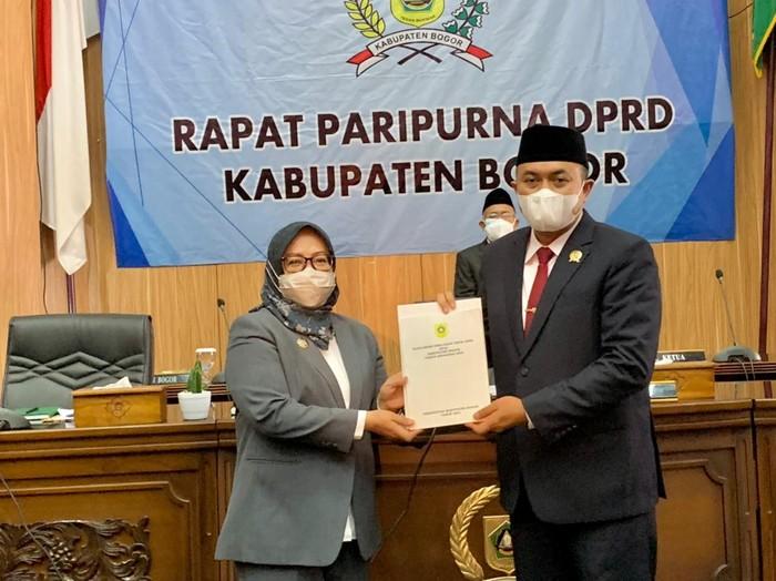 Pembahasan ABPD 2020 Kota Bogor