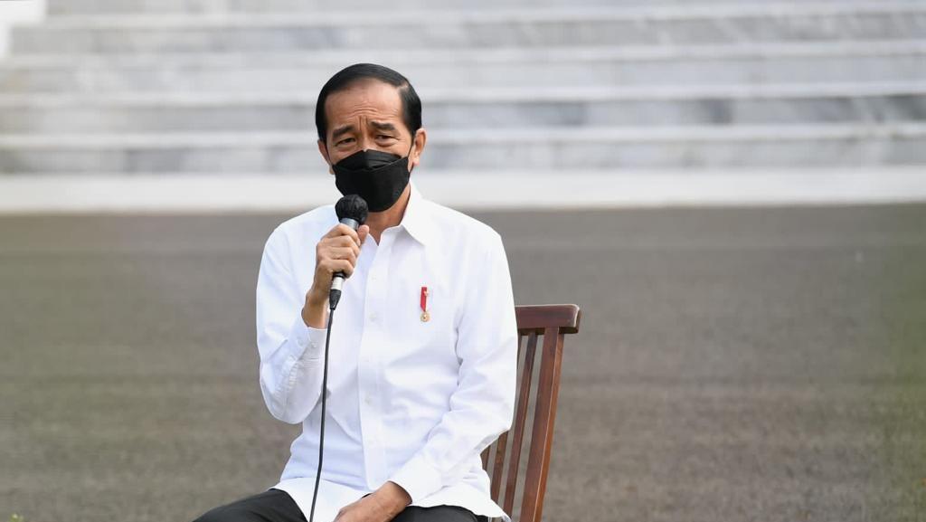 Alasan Jokowi Perpanjang-Turunkan Level PPKM Saat COVID-19 Dinilai Membaik