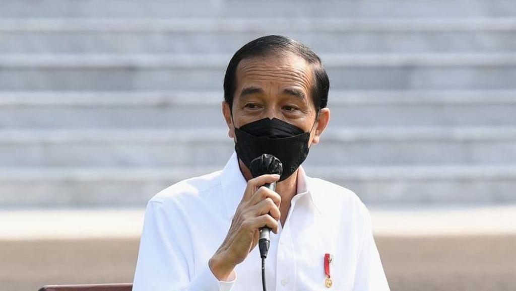 Kata Jokowi Lockdown Tak Selesaikan Masalah, Negara-negara Ini Contohnya