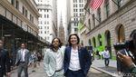 IPO di Wall Street, Wajah Robinhood Berseri-seri