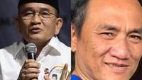 Sepak Terjang Ruhut Sitompul dan Andi Arief di Panggung Politik