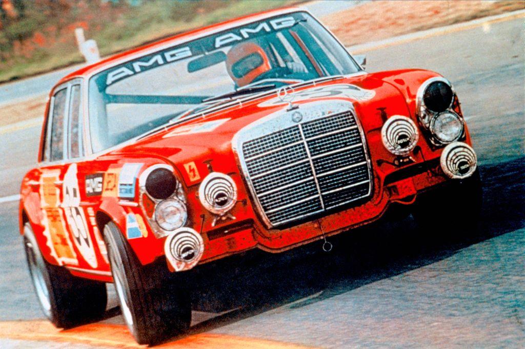 Sejarah kelahiran AMG Mercedes-Benz