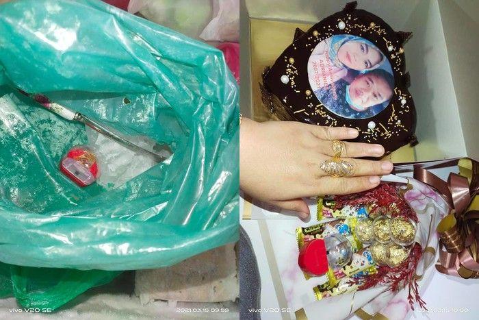 So Sweet! 5 Aksi Suami Idaman Bawa Makanan Buat Istri Ini Bikin Baper