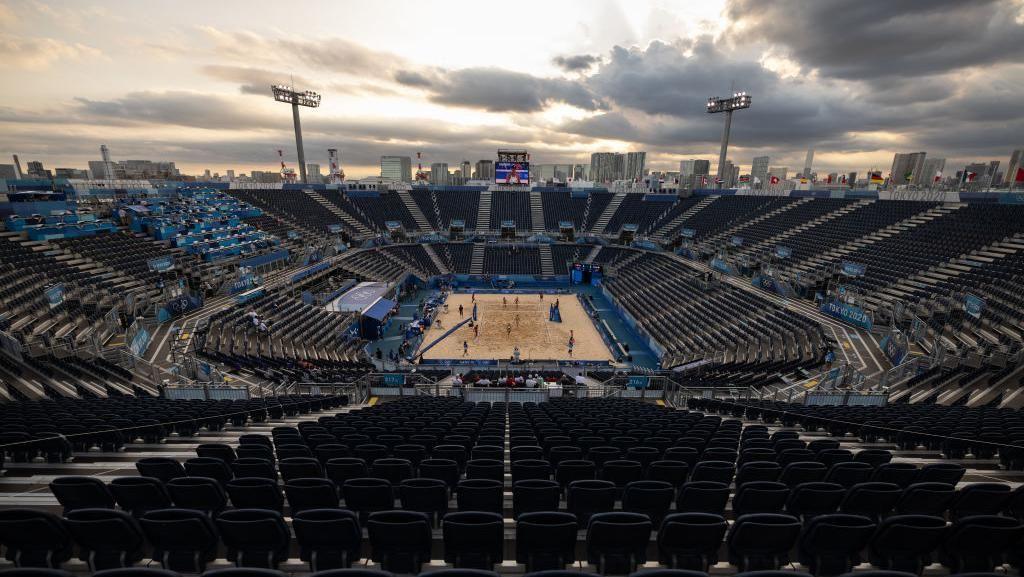Jangkrik dan Kecoa, Penonton Setia di Olimpiade Tokyo