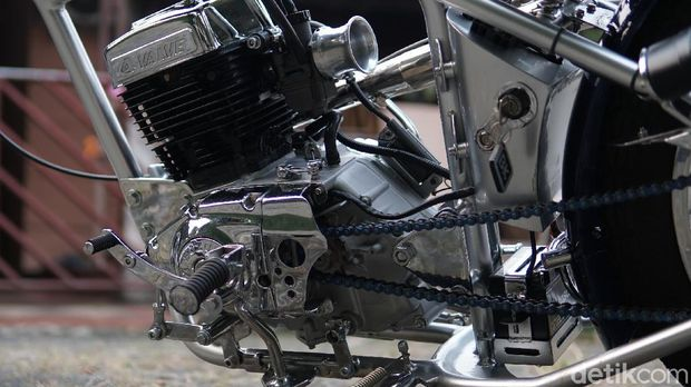 Suzuki Thunder 125 Chopper by Batakastem