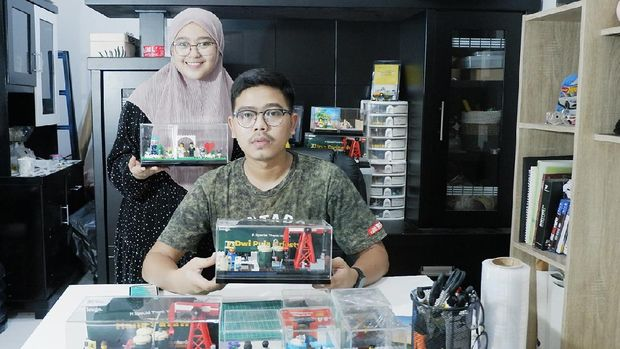 Wanita Ini Raup Puluhan Juta dari 'Lego', Jadi Kado buat Sandi-Wishnutama